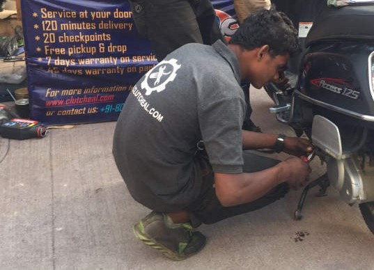 Bike servicing in pune